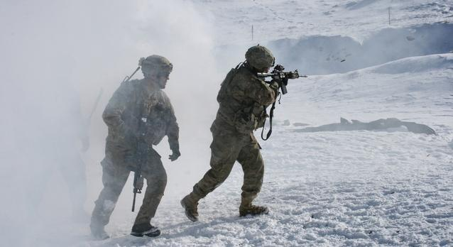 U.S. Officer Says Taliban Will Fight This Winter